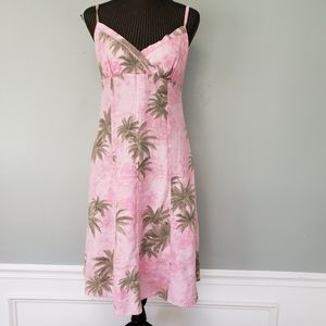 Tommy bahama 100% linen dress size 10